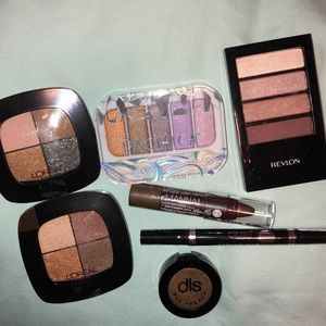 7 Piece Eye Makeup Bundle